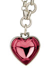 Heart pendent Stock Photos