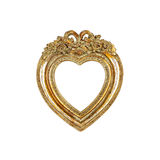 Heart Picture Frame Royalty Free Stock Photo