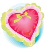Heart Pillow Stock Photos