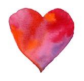 Heart poster Stock Photos