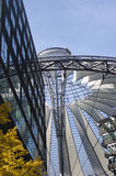 The heart of Potsdamer Platz, Berlin, Germany Stock Photography
