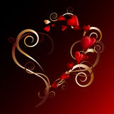 heart precious Στοκ Φωτογραφία