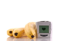 Heart Pressure Monitor Royalty Free Stock Photo