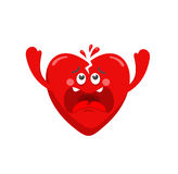 Heart problems. Stock Photo