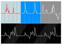 Heart Rate vector illustration