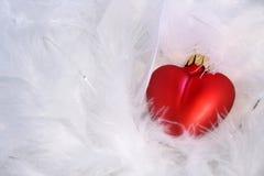 heart red Στοκ φωτογραφία με δικαίωμα ελεύθερης χρήσης