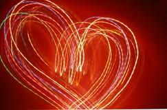 heart red στοκ εικόνα με δικαίωμα ελεύθερης χρήσης
