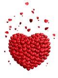 heart red Στοκ Φωτογραφία