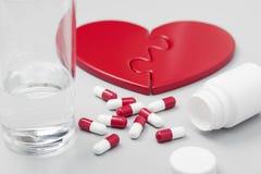 Heart Remedy Stock Image