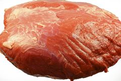 Heart of rump Stock Photo