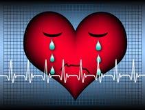 heart said διανυσματική απεικόνιση