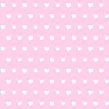 Heart Seamless wallpaper Stock Images