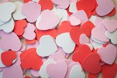 Heart shap background Stock Photo