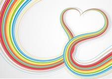 Heart shape stock illustration