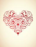 Heart-shape Royalty Free Stock Images