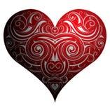 Heart-shape royalty free stock photography