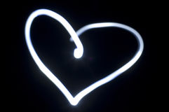 Heart shape Stock Photography