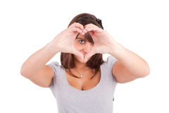 Heart-Shape Stock Image