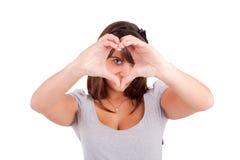 Heart-Shape Royalty Free Stock Image