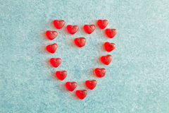 Heart shape Royalty Free Stock Images