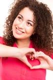 Heart shape Royalty Free Stock Photo