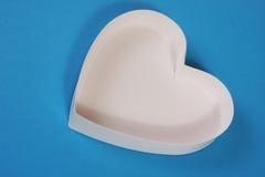 Heart shape box Stock Image