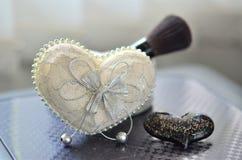 Heart shape box Royalty Free Stock Photography