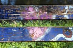 Heart Shape Graffiti Stock Images