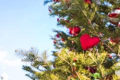 Heart shape ornament Royalty Free Stock Image