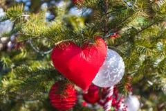 Heart shape ornament Stock Image