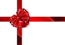 Heart Shape Ribbon Bow Royalty Free Stock Image