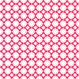 Heart shape seamless pattern. Pink color Stock Photo