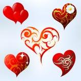 Heart shape stock images