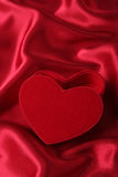 Heart Shaped Box Royalty Free Stock Image