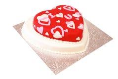 Heart Shaped Cake Stock Photos