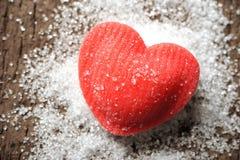 Heart shaped Royalty Free Stock Photos