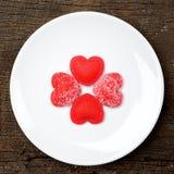 Heart shaped Royalty Free Stock Photography