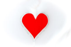 Heart shaped Royalty Free Stock Photo