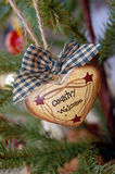 Heart Shaped Ornament Stock Photography