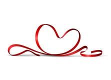 Heart shaped pad. Heart Shape Royalty Free Stock Photo