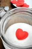 Heart shaped Stock Images