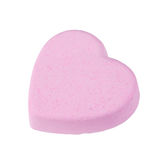 Heart shaped soap Stock Photos