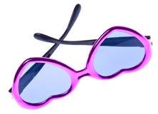 Heart Shaped Sunglasses Stock Image