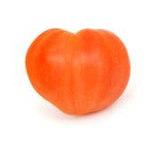 Heart shaped tomato Stock Photo
