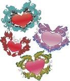 Heart-shapes Royalty Free Stock Image