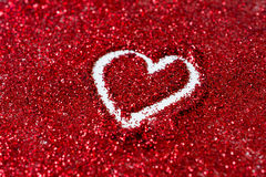 Heart shapes Royalty Free Stock Photos