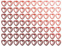 Heart shapes Royalty Free Stock Image