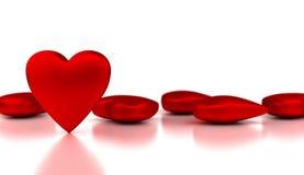 Heart Shapes Stock Photos