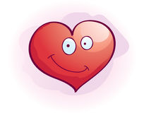 Heart Smiling Stock Image