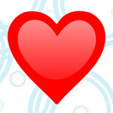 Heart special  Royalty Free Stock Photography